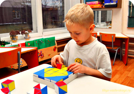 Игра для развития дошкольника