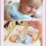 Движения у детей первого года жизни