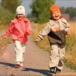 Подвижные игры для детей до 3 лет