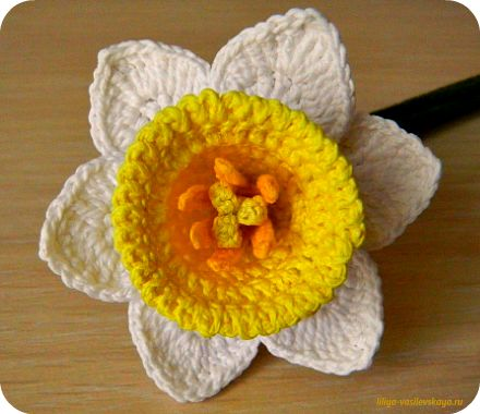 Как вязать цветы крючком