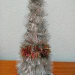 Поделка «Новогодняя елочка»