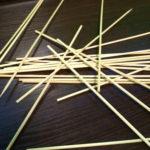 Игра «Микадо» (вытаскивание палочек) для детей