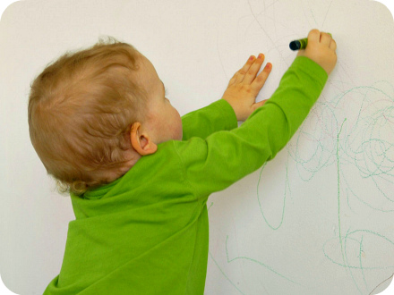 чем заниматься с детьми 2 лет дома