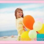 Простые опыты с воздушными шариками
