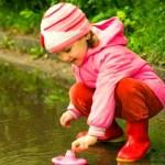 Игры для детей весной